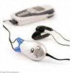 Mobile phone radio cần tai nghe có dây để bắt sóng