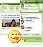 Giao diện Yahoo! Messenger 9.0 Tiếng Việt bản Beta