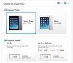 Hoãn ra mắt iPad Mini thế hệ 2 Retina sang năm sau
