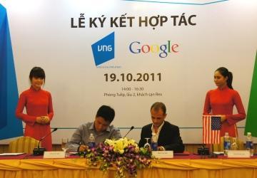 VNG phân phối trình duyệt Chrome tại Việt Nam