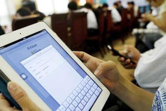 Việt Nam dẫn đầu về lượng người dùng Internet
