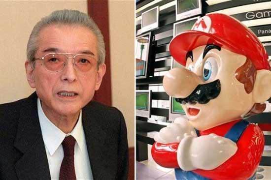 """Ông chủ """"đế chế"""" game video Nintendo qua đời"""