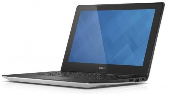 Dell ra mắt laptop Inspiron 11 dùng chip Haswell