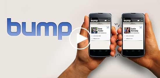 Google mua lại ứng dụng chia sẻ không dây Bump