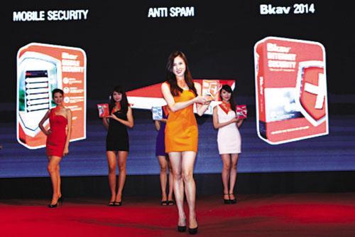 Bkav 2014 ra mắt sớm với công nghệ Anti Leak