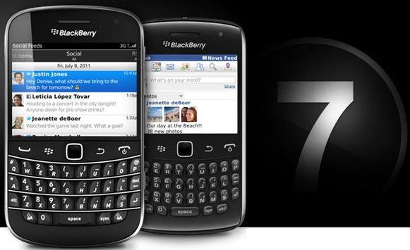 BlackBerry bác bỏ tin đồn khai tử BlackBerry 7